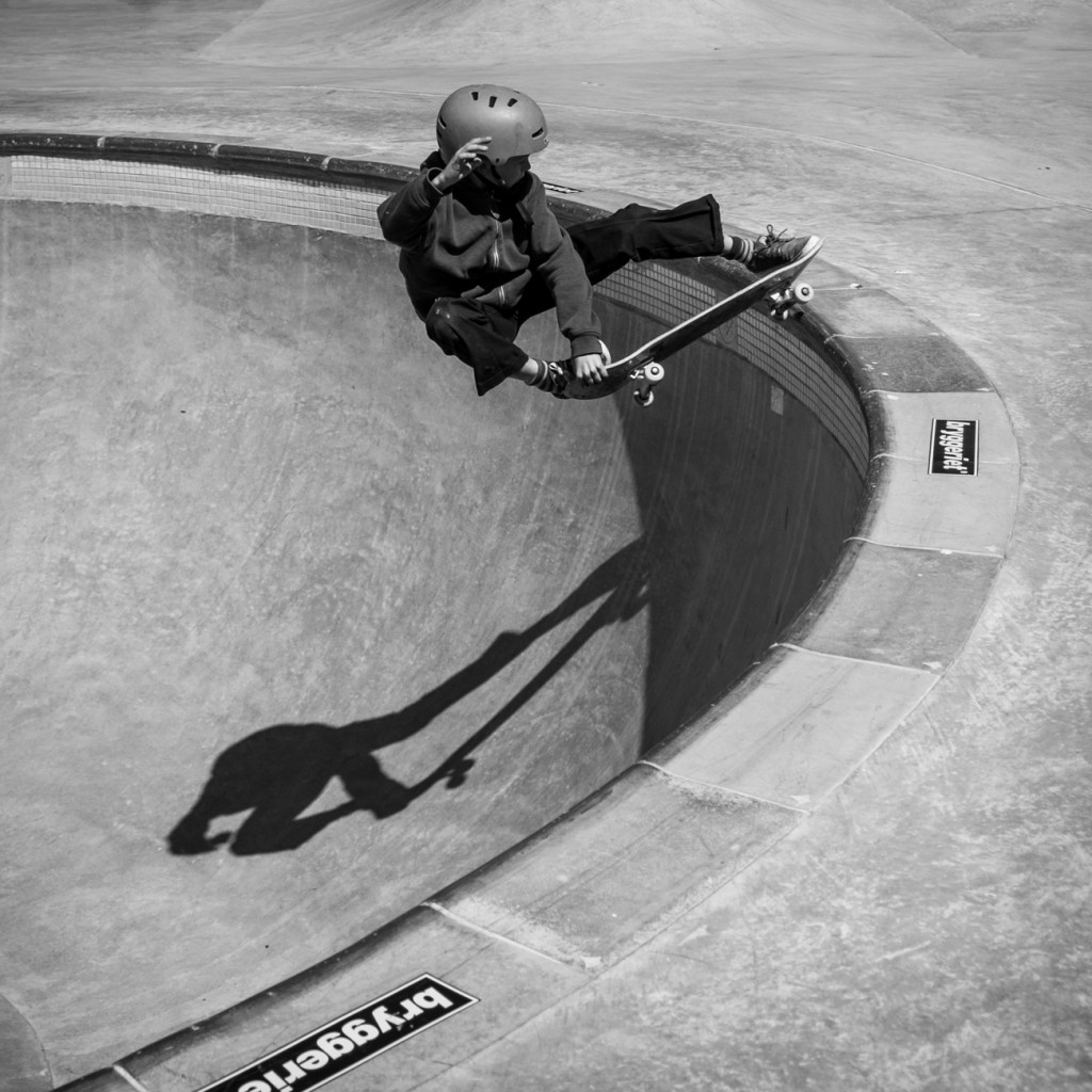 Skateboarding in Täby, Åva skatepark