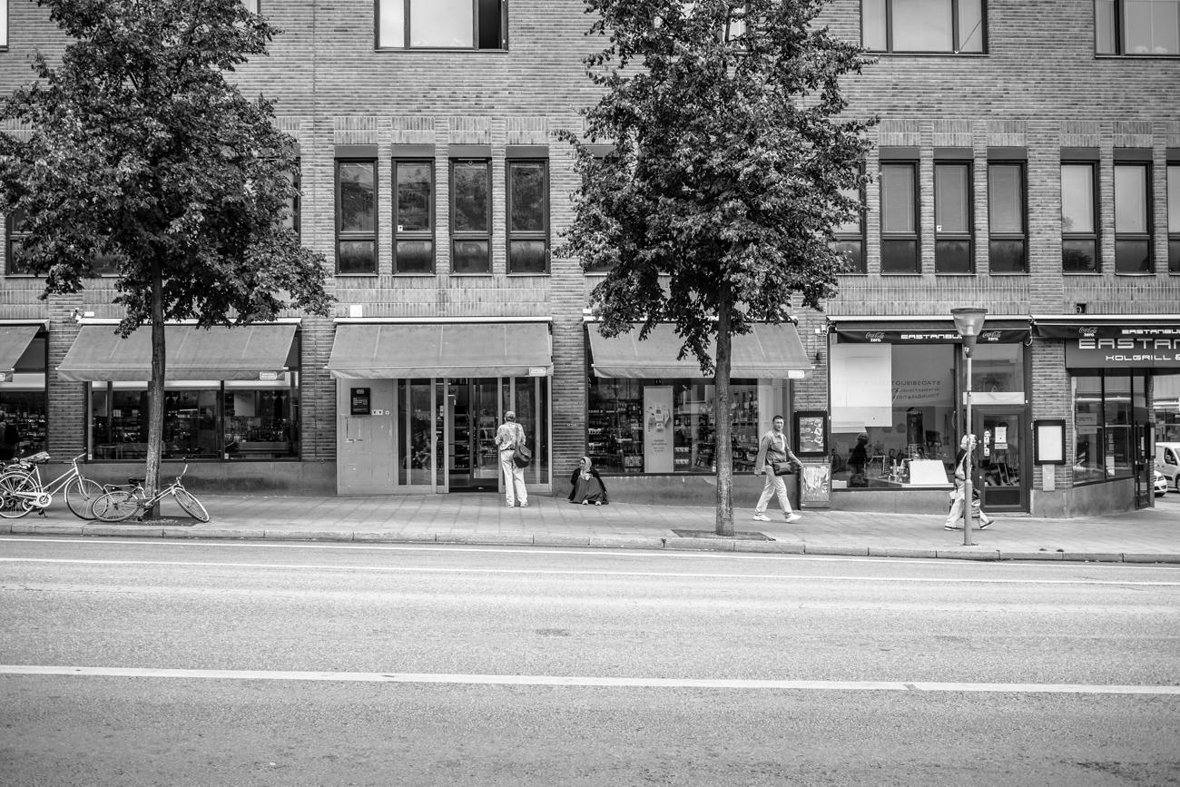 Stockholm street photography