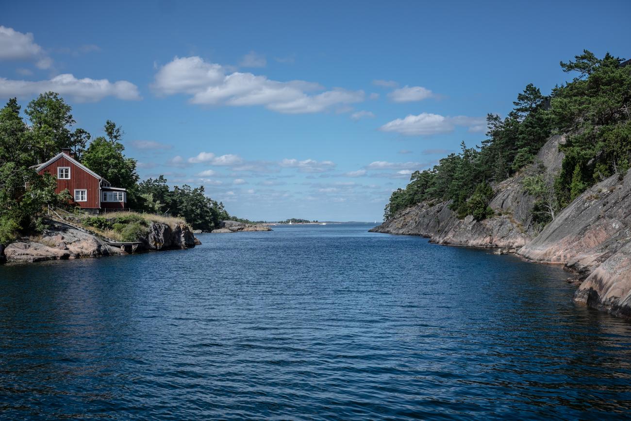Tjust archipelago, Sweden