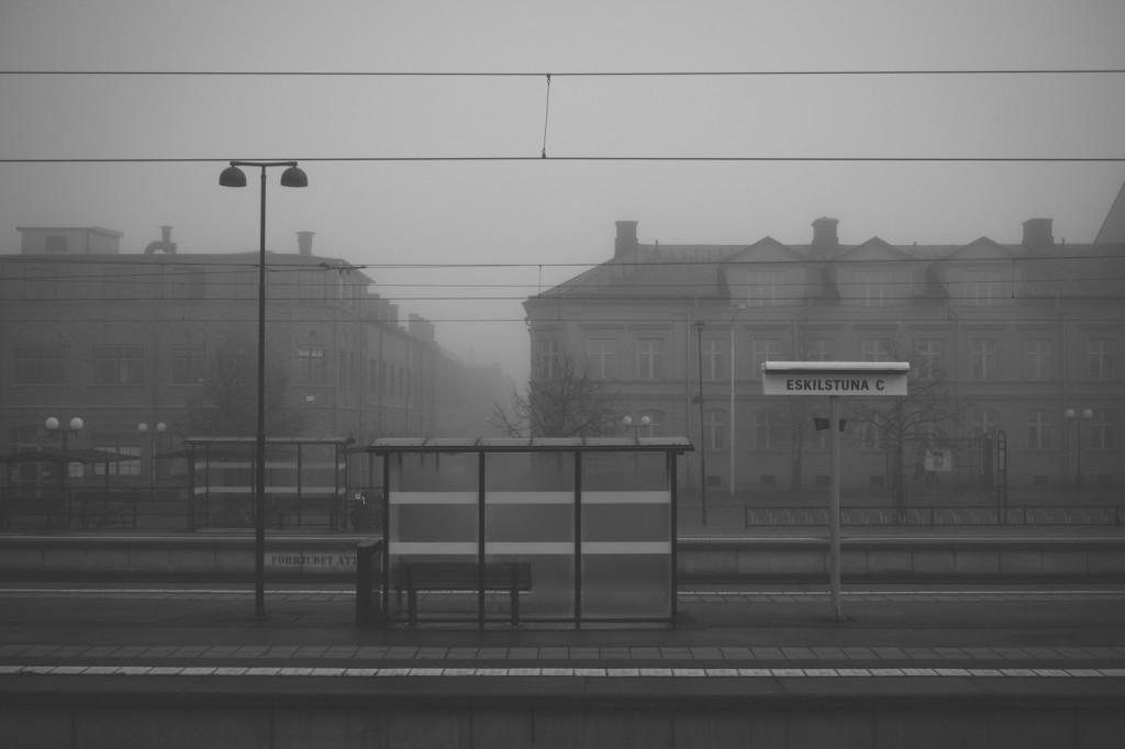 Eskilstuna train station