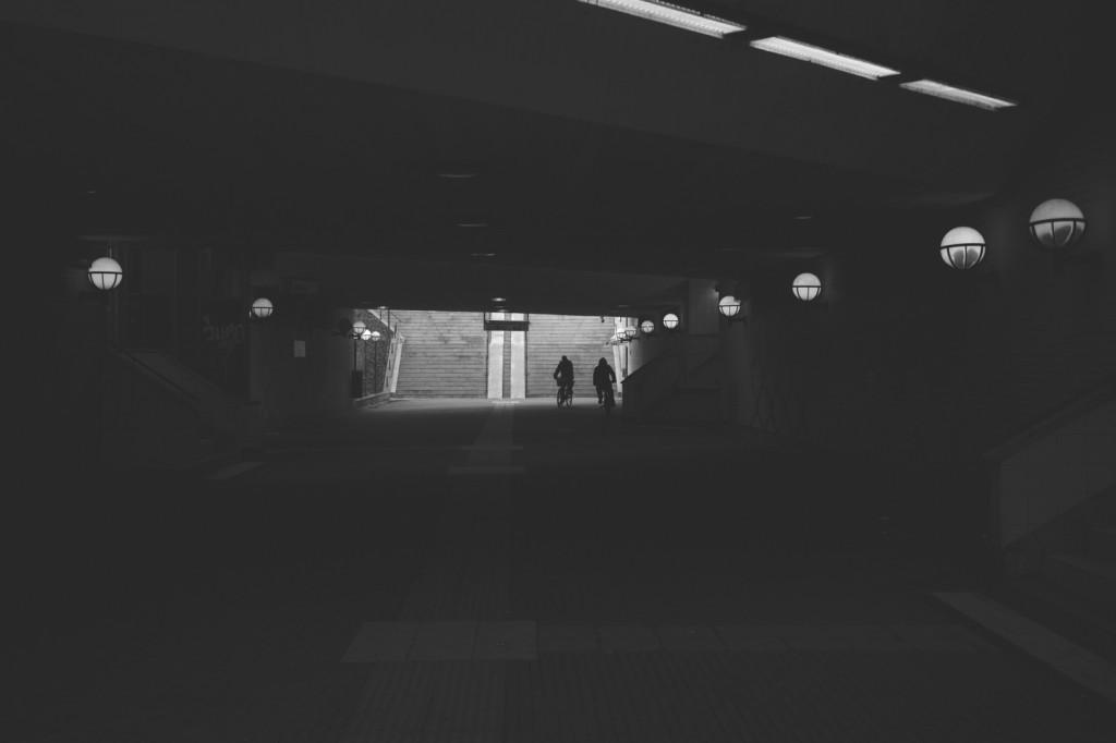 Underground bike club