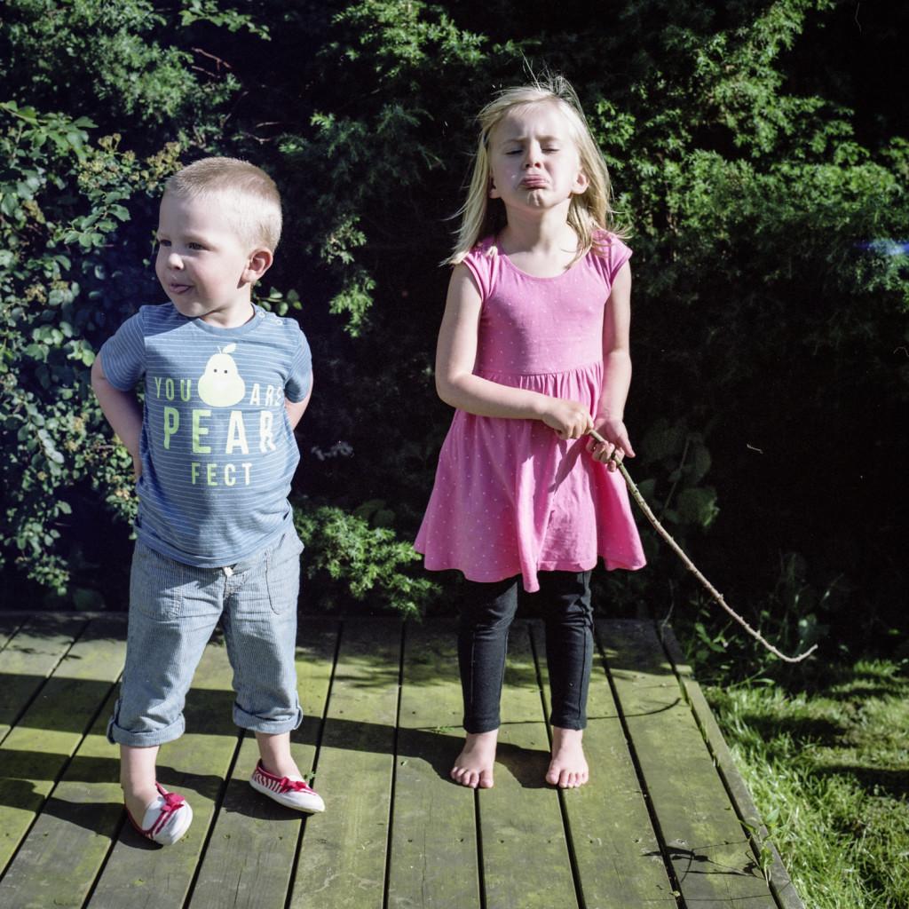 Denmark 2015 (Hasselblad 500c/m) nephew and niece