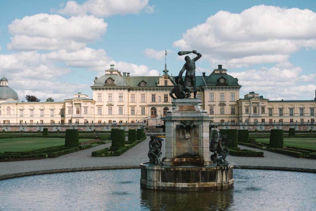 Drottningholm slott.